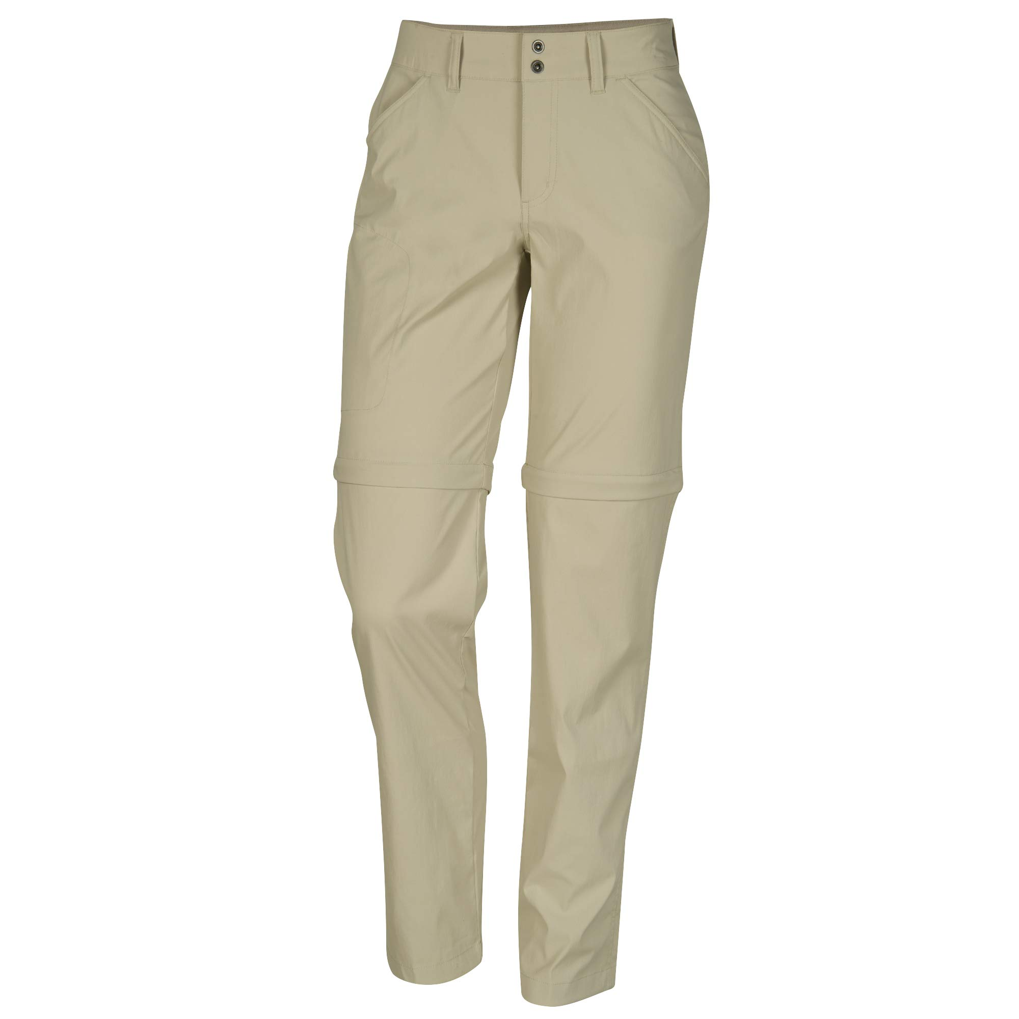 Ultimate Terrain Women's Trailhead Convertible Pant Feather Gray (10W X Regularl) by Ultimate Terrain