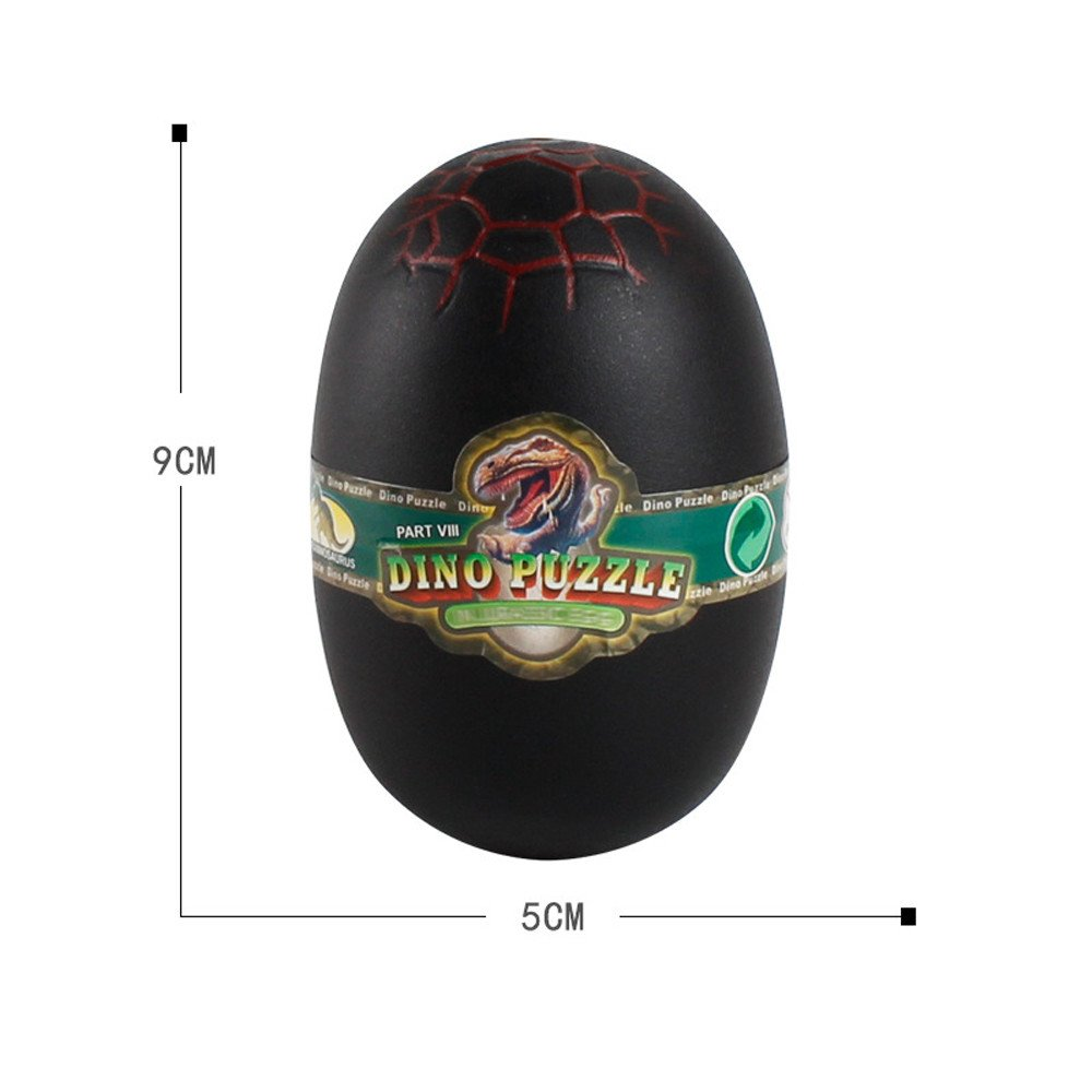 Finedayqi 🐳🐳 Creative Simulation Dinosaur Toy Model Deformed Easter Dinosaur Egg Collection - - Amazon.com