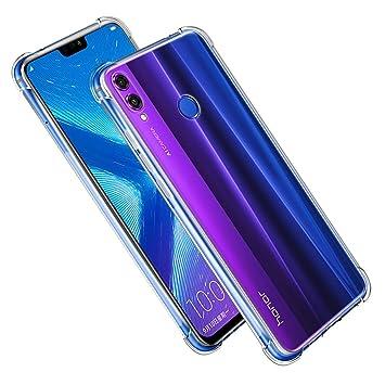 Olycism Compatible para Huawei Honor 8X Funda Carcasa ...