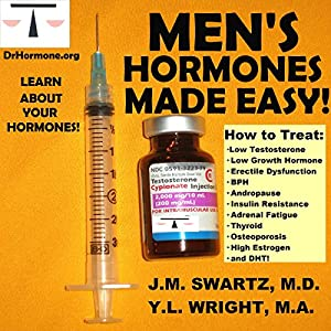 Men's Hormones Made Easy Audiobook