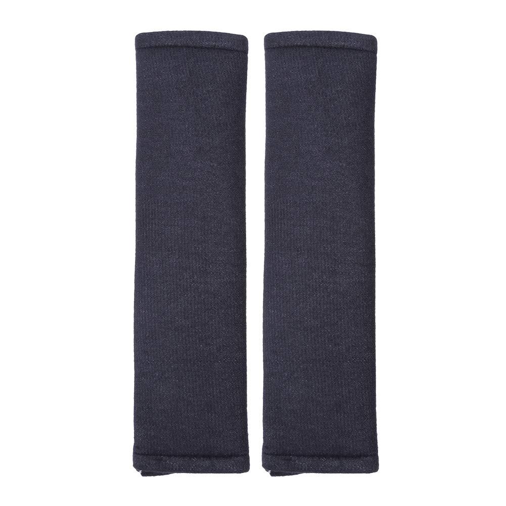 2 almohadillas para cintur/ón de seguridad y hombro para cintur/ón de seguridad Ahomi