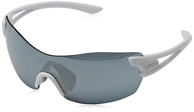 f5ee5dd5ad Amazon.com  Smith PivLock Overdrive Sunglasses Charcoal Neon Orange ...