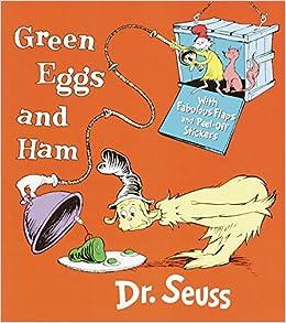 0e7f5fa2854c9 Amazon.com: Green Eggs and Ham (0807728210496): Dr. Seuss, Aristides ...