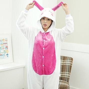 SED Pijama Adulto de Las Mujeres Cosplay Animal Costume Invierno Espesamiento Ocio,Pijama,S