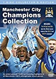Manchester City Champions Collection (Includes The FA Cup Final 2011, 2011/12 Season Review, 2013/14 Season Review) [DVD]
