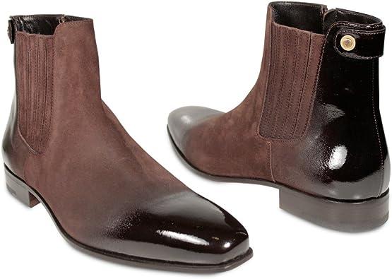 Cesare Paciotti Mens Shoes Two Tone