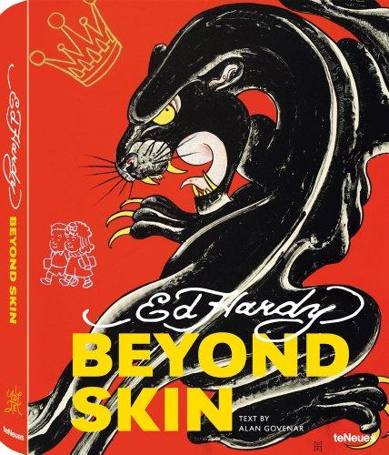 Beyond Skin (Ed Hardy Tattoo Book)