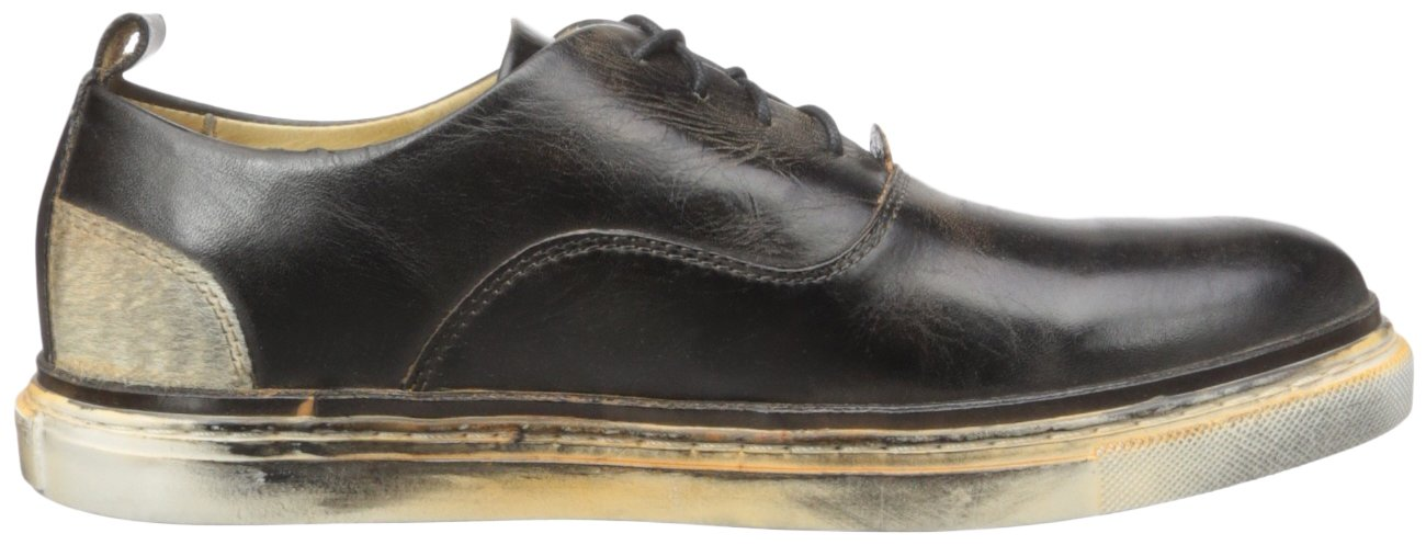 Bed Stu Men's Bishop Fashion Sneaker, Black Rustic, 13 M US by Bed|Stu (Image #7)
