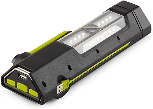 side facing goal zero torch 250 solar flashlight