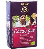 GEPA Bio Cacao pur Amaribe - Kakaopulver - 1 Karton ( 6 x 125g )