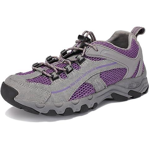 TFO Trekking Schuhe HerrenDamen Wasserabweisende und