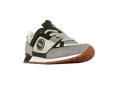 COLMAR Herren Sneaker Panna/Verde Kaufen OnlineShop