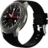 Seesii WiFi Smart Watch IOS Android 5.1 Wrist 3G GSM GPS SIM Heart Rate Monitor Goggle