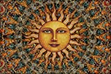 Bohemian Sun Tapestry Aurora by Artist Dan Morris