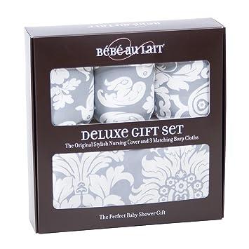 Amazon.com: Bebe au Lait Alimentación de Set de regalo ...