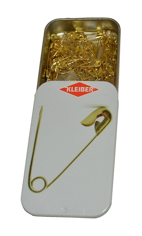 Kleiber Brass Safety Pins 710-25