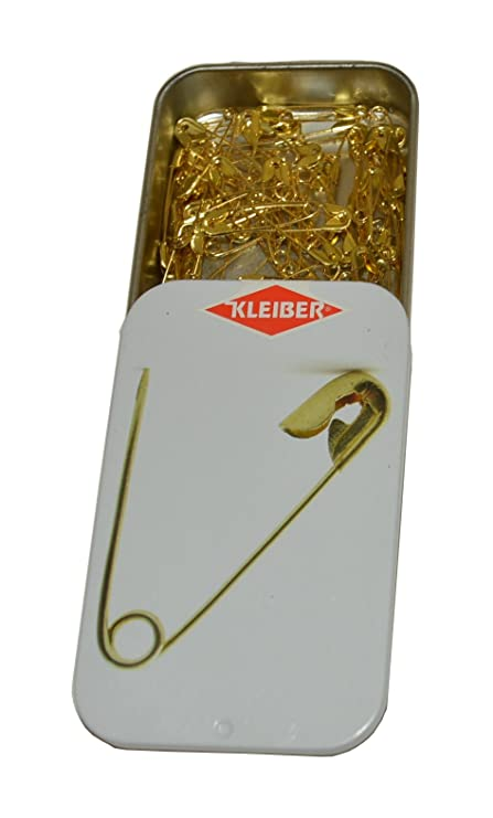 Kleiber Steel Safety Pins