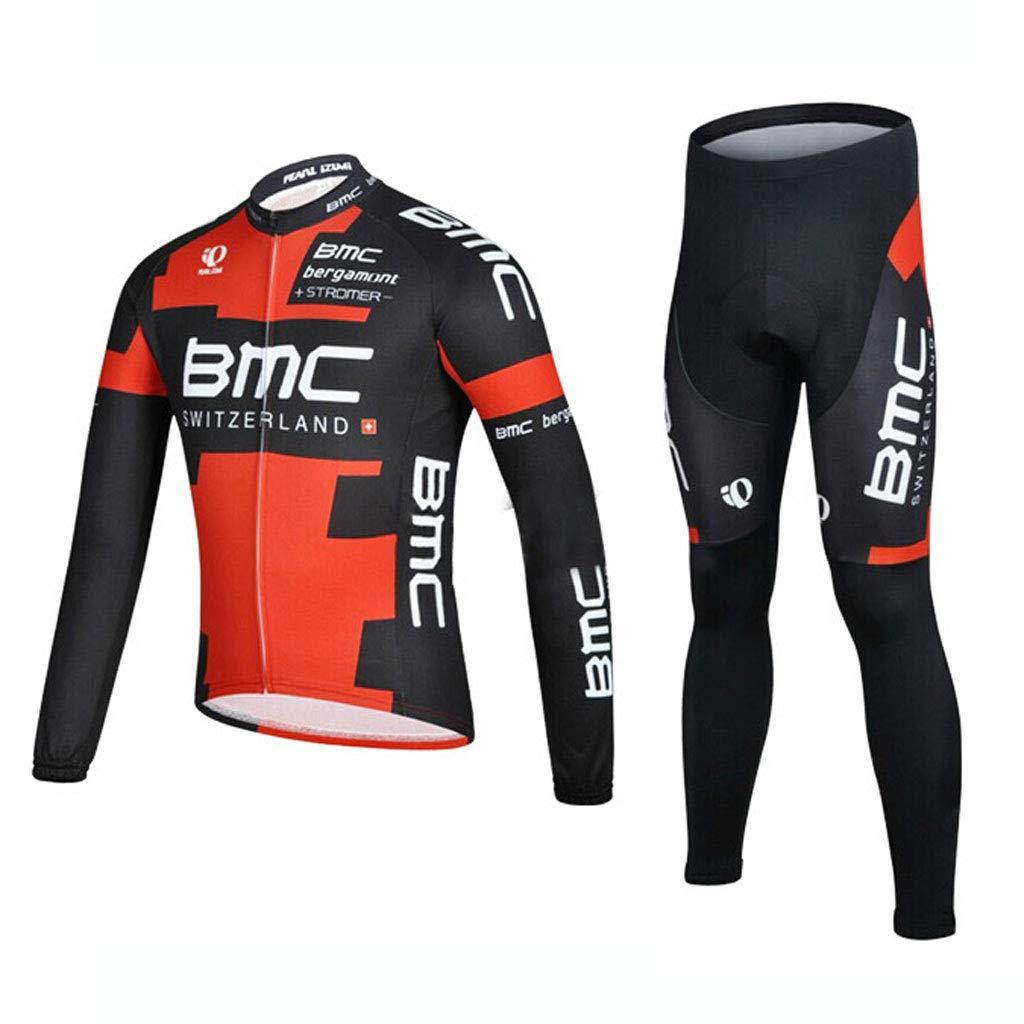 Lilongjiao Langarm-Jersey-Satz-Straßen-Gebirgsreiten-Ausrüstungs-radfahrende radfahrensportkleidung - Breathable - Leichtgewichtler