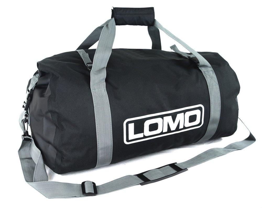 Lomo 40L Moto Sac É tanche - Sac Polochon - Noir SportsCentre