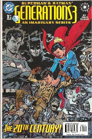 Download Superman & Batman: Generations III #1 (Elseworlds, 1 of 12) pdf
