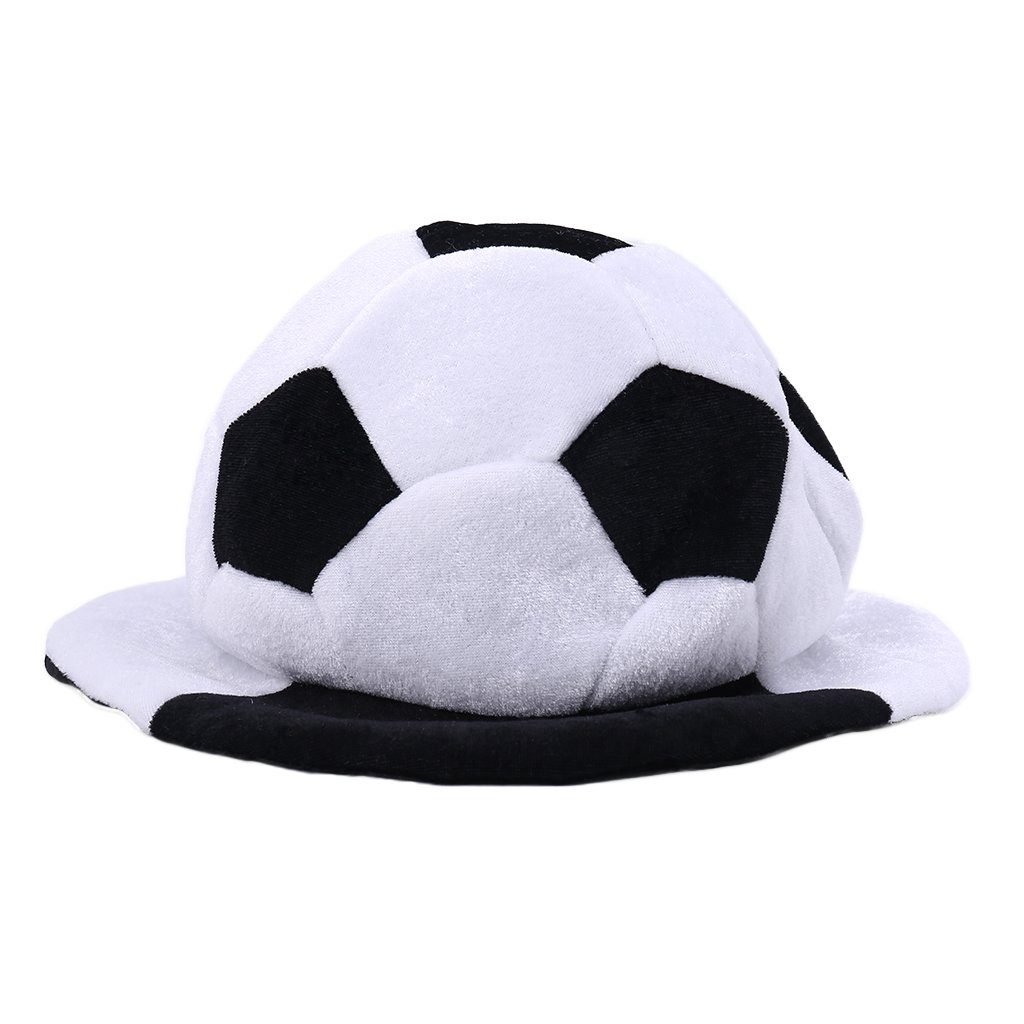 shaoge 2018ロシアWorld Cup SoccerサッカーファンキャップチアリーディングチームCheer Headwear Hats Fun for Man Woman Kids B07CHZPJ5NSoccer Color