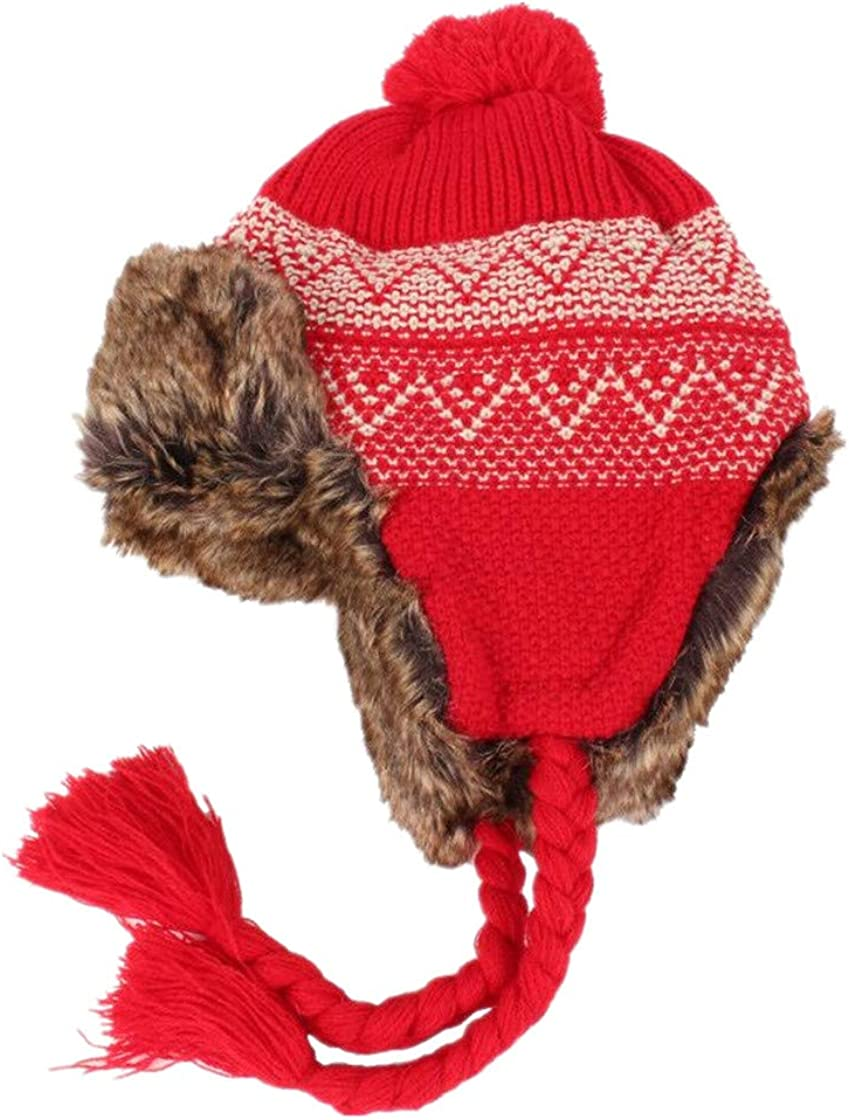 Winter Hat Bomber Hats Men Thicken Balaclava Cotton Fur Winter Earflap Keep Warm Caps Russian Skull Mask