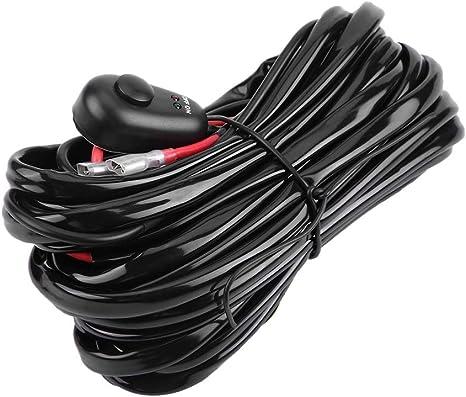 car wiring harness kits amazon com car wiring harness  car power switch and wiring  amazon com car wiring harness  car