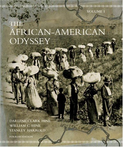 Books : The African-American Odyssey: Volume 1 (4th Edition)