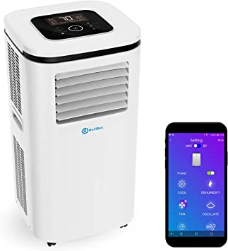 Rollibot ROLLICOOL Portable Air Conditioner and Heater