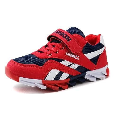 outlet store aaadb 85949 DUORO Kinder Sportschuhe Sneaker Jungen Mädchen Outdoor Atmungsaktive  Turnschuhe Running Schuhe Straßenlaufschuhe