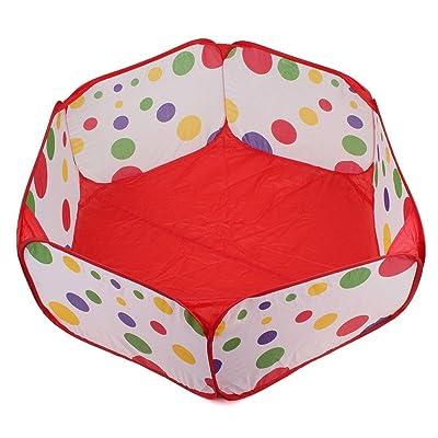 Winstory Kids niños Pop Up Bolas de pelota de juegos piscina: Bebé