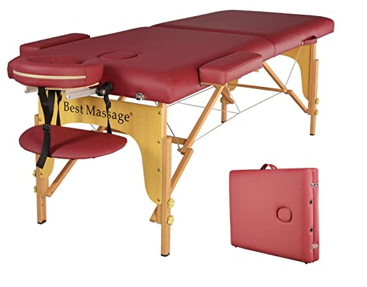 Best Portable Massage Table By BestMassage PU