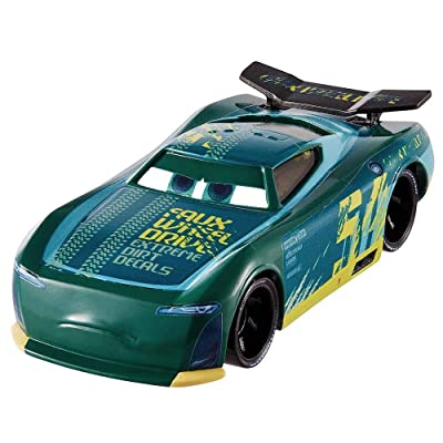 Disney Cars Herb Curbler 1:55 Scale Diecast: Toys & Games