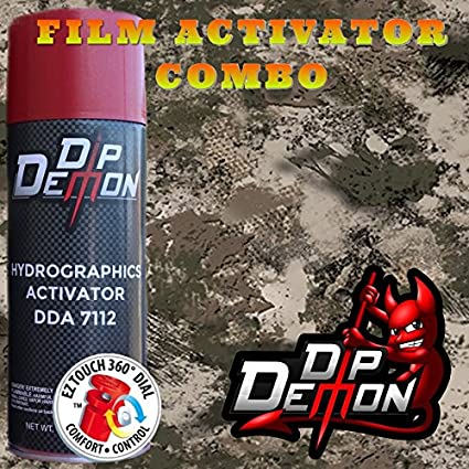 8928d36c45515 Image Unavailable. Image not available for. Color: Combo Kit O2 Octane  Camouflage Camo Hydrographic Water Transfer ...