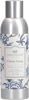 product image for Greenleaf Air Freshener Room Spray - Classsic Linen - Made in The USA
