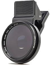 Zomei Lente CPL professionale per fotocamera cellulare, circolare, polarizzata, da 37 mm, per iPhone 6S/6S Plus/Samsung Galaxy/Windows e Android Smartphone