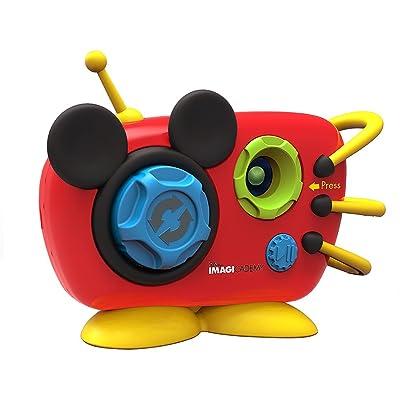 Imagicademy Shape Blaster Boom Box Music Set: Toys & Games