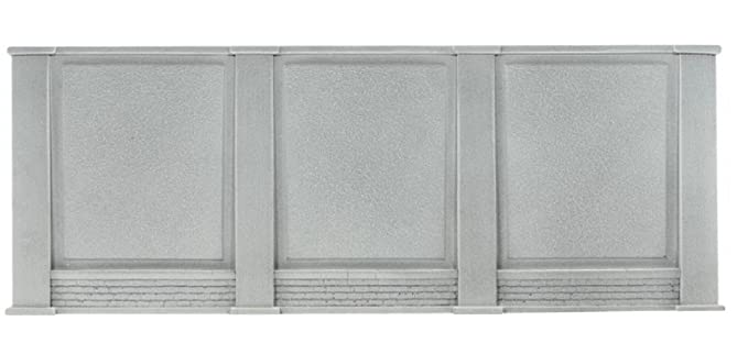 Noch - 58085 - Modélisme Ferroviaire - Bâtiment - Mur - Extra-long