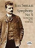 Symphony No. 5 in E-Flat Major, Op. 82, in Full Score