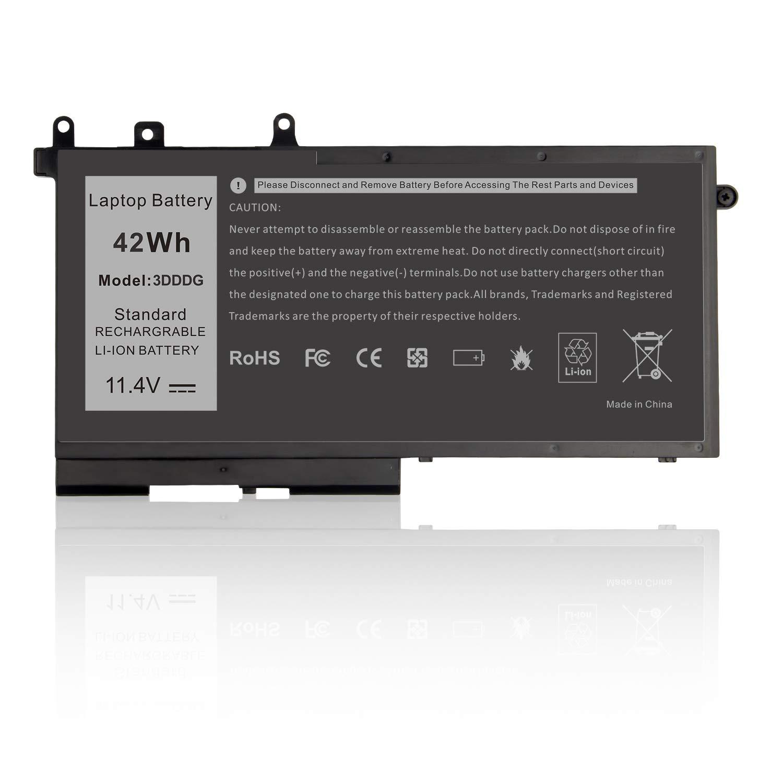 Bateria 3DDDG para Dell Latitude 5280 E5280 5290 5480 E5480