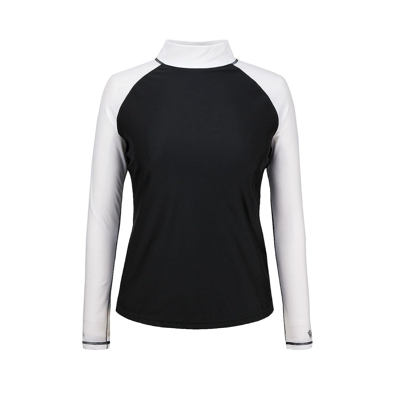 UV Skinz UPF 50+ Women's Long Sleeve Sun & Swim Shirt