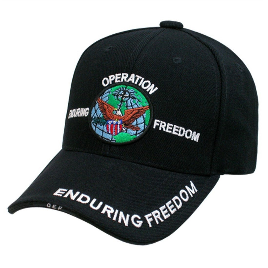 Rapid Dom Military Embroidered Baseball Caps RD