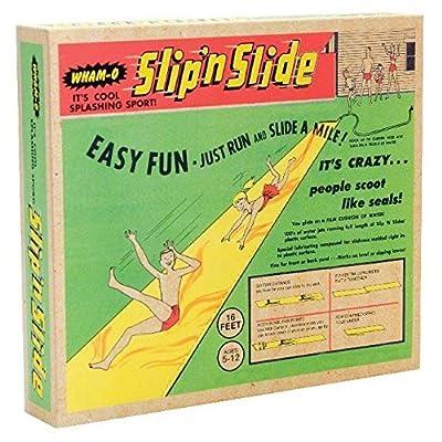 Schylling Slip N Slide Vintage: Toys & Games