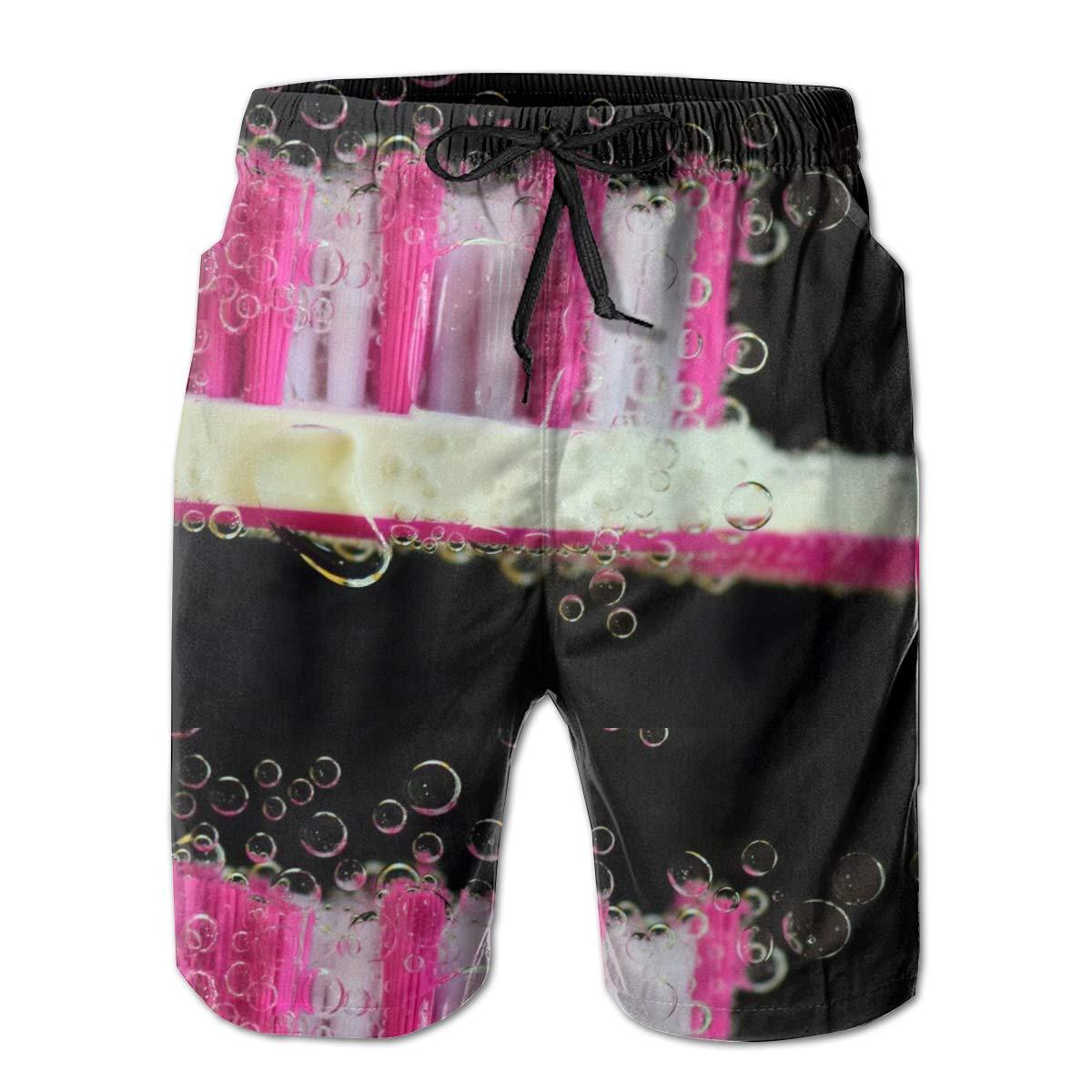 Jngjs Summer Holiday Beachwear with Mesh Lining Beach Pants