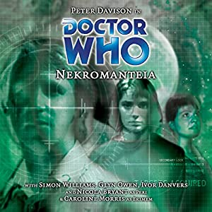 Doctor Who - Nekromanteia Radio/TV Program