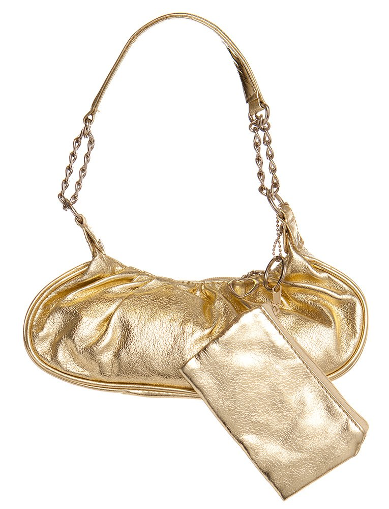 Medium Sized Chained Hobo women handbag Shoulder Handbag by Handbags For All