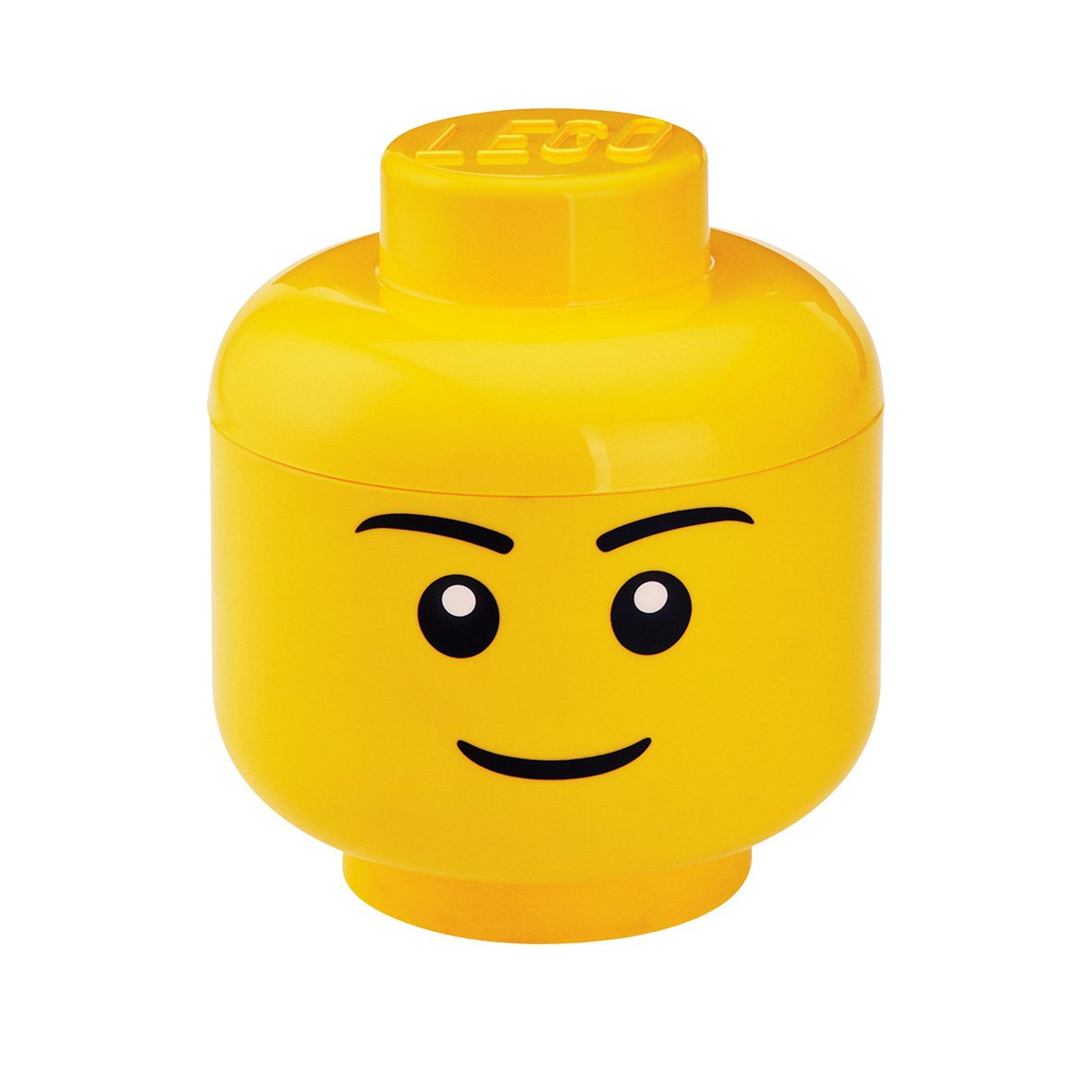 LEGO Storage 40310632 Head Small, Boy