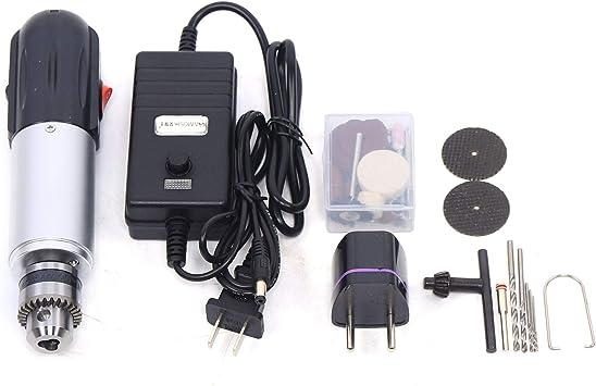 72W Mini Bohrmaschine Elektrische Grinder Bohrer Werkzeug Minischleifer Kit 220V