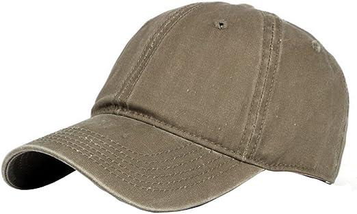 Treestar - Gorra de béisbol ajustable, para pesca y ocio, tela ...