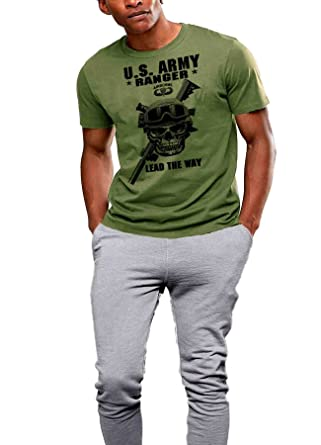 Army Rangers T Shirt Us Army Special Forces By Goliath74 Amazon Com
